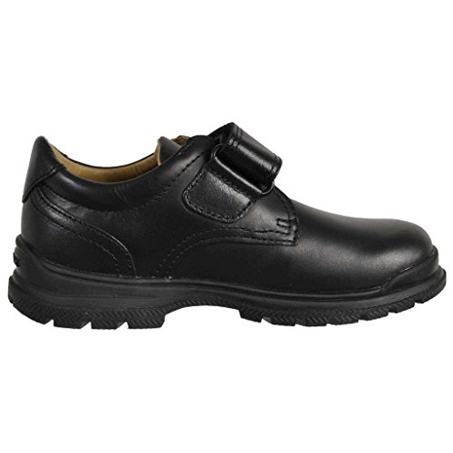 Geox J William Q, Boots Garçon Noir