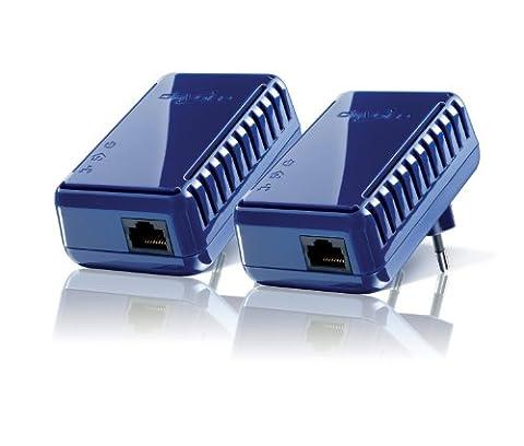 Devolo dLAN 85 HSmini Starter Kit (Netzwerk aus der Steckdose)