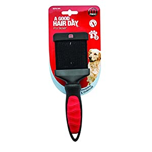 Mikki-Pro-Slicker-Double-Sided-Dog-Brush-Flexible-Helps-remove-loose-moulted-hair