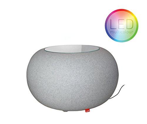 Bubble extérieur granite LED