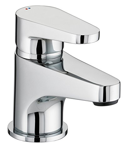 Bristan QST BASNW C Chrome Plated Quest Basin Mixer without Waste