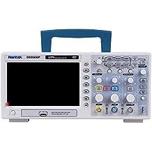Hantek DSO5202P 200 mhz 2 Känal – Oscilloscopio digitale 1 GSa/s in tempo reale per Sample