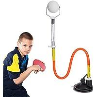 Robot Profesional De Entrenamiento De Tenis De Mesa Pelota De Ping Pong De Rebote Rápido Entrenador De Tenis De Mesa Con Ventosa Para Acariciar Máquina De Entrenamiento De Pelota De Pingpong Ajustable