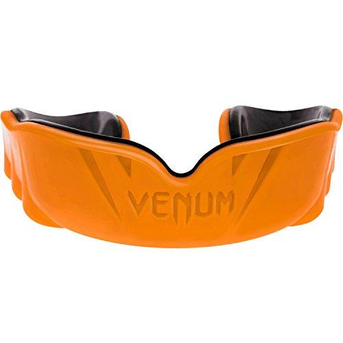 Venum Challenger Paradenti, Arancione/Nero, Taglia unica