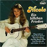 Songtexte von Nicole - Ein bißchen Frieden