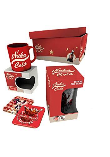 Fallout Gift Box Nuka Cola Calici Tazze