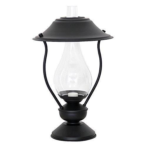 Designer Tischleuchte Strahler Lampe Leuchte Tisch Öl Lampen Barock Design Restaurant Bar Salon E27...