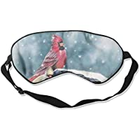 Christmas Cardinals Bird 99% Eyeshade Blinders Sleeping Eye Patch Eye Mask Blindfold For Travel Insomnia Meditation preisvergleich bei billige-tabletten.eu