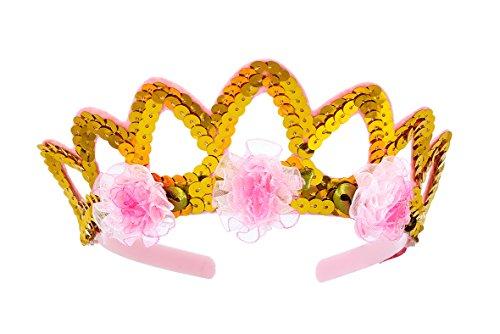 Rose & Romeo - 11034 - Accessoire Pour Déguisement - Chapeau - Sady - Or