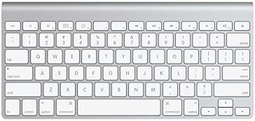 Apple Wireless Keyboard Bluetooth Árabe Plata - Teclado (Bluetooth, Árabe, Inalámbrico, Plata, Alcalino, Universal)