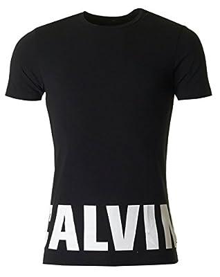 Calvin Klein Jeans Men's Troop Slim Fit Cn Tee Ss T-Shirt