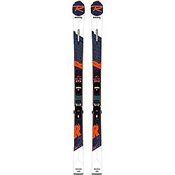 Rossignol - Pack Ski React R2 Premium + Fixations Xp10 Gw BK Homme Blanc - Homme - Taille 170 - Blanc