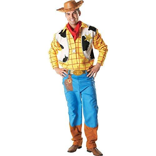 Toy Story Woody Kostüm für Erwachsene - Größe XL (Erwachsene Woody Kostüme)