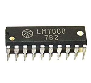 Circuit intégré IC chip puce Semiconductor semi-conducteur LM7000