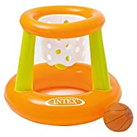 Floating Hoops Basketball Game Colors May Vary