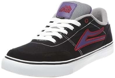 Lakai Encino, Herren Sportschuhe - Skateboarding, Schwarz (Noir/violet), 42 EU