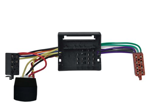 AS-3360 Radio Cavo Adattatore e interfaccia CAN-bus che genera Mammut 15 di accensione per BMW E60 E61 E64 E70 E71 E81 E82 E83 E84 E87 E88 E90 E91 E93 E89 Mini