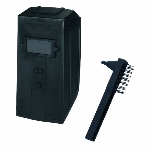 Einhell Fülldraht Schweißgerät BT-FW 100 (31 V, inkl. Masseklemme, Brenner, Ventilatorkühlung, Schweißschirm, Schlackenhammer, Trageriemen) - 3