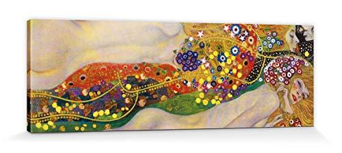 1art1 Gustav Klimt - Serpientes De Agua II
