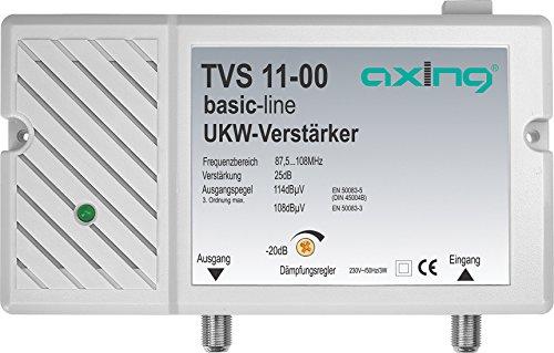Axing TVS 11-00 UKW-Verstärker 25 dB