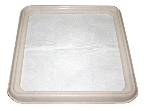 Formación Pad soporte para baño de cachorro formación