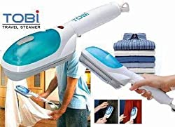 TOBI Handheld Garment Fabric Steamer for Clothes, Portable Powerful Steamer with Fast Heat-up Perfect for Home Travel