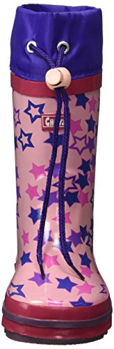 Chuva Kindergummistiefel Chuva Sterre CHSTERRE Unisex - Kinder Stiefel Rosa(Rosa)