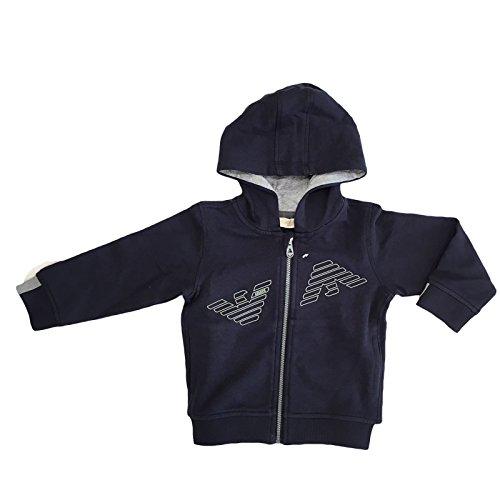 Emporio Armani Armani Jungen Sweatshirt blau blau 3 Jahre