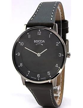 Boccia Damen-Armbanduhr 3259-02