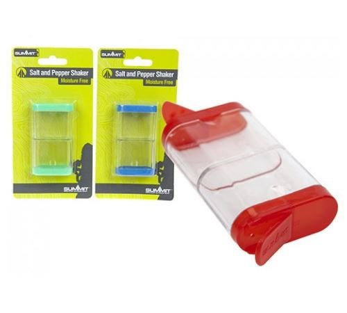 Camping Feuchtigkeit Salt & Pepper Shaker Wasserdicht Reise LockTight Container