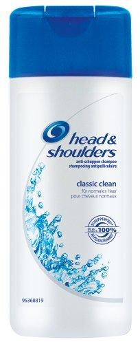 Head & Shoulders Anti-Schuppen Shampoo Classic Clean, 8er Pack (8 x 75 ml)