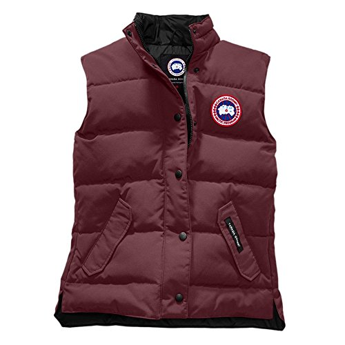 Canada-Goose-Freestyle-Gilet-Orange