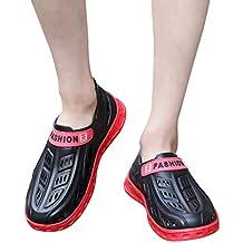 Cebbay Hombre Antideslizante Respirable Zapatos Zapatillas Sandalias Chanclas de Playa Ahueca hacia Fuera Las Sandalias