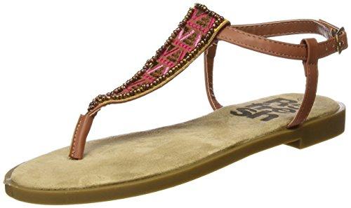 Refresh 063387, Sandales femme os (Camel)