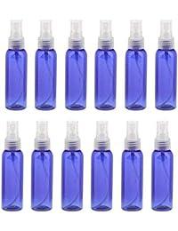 mi ji Belleza 12PCS Viajes botella del aerosol Establecer recargable niebla atomizador vacía la botella de