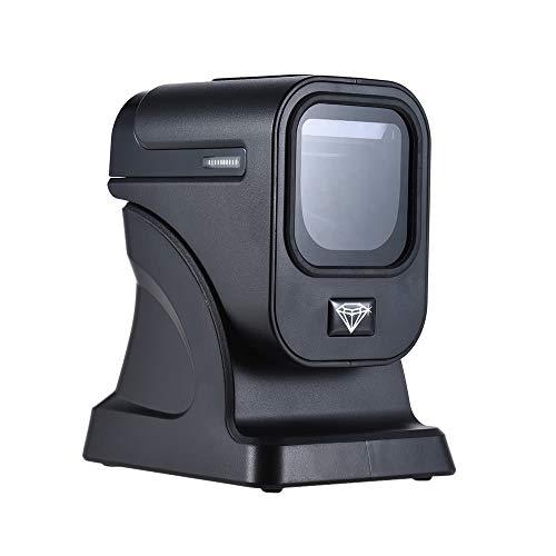 Supermarkt Büro Omnidirektionaler 1D / 2D Hochgeschwindigkeits Barcode Scanner Leser Mit USB-Kabel Für Supermärkte In Den Supermärkten Portables Scannen (3d-scanner-handheld)