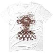 =King Leon's Empire= Men's Graphic T-Shirt - Design By Humans