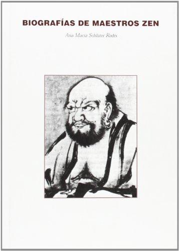 Biografias de maestros zen