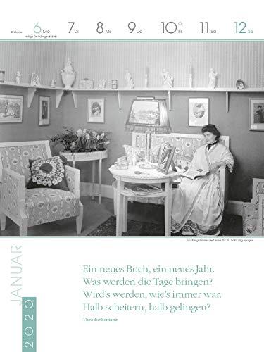 Literaturkalender Frauen lieben lesen