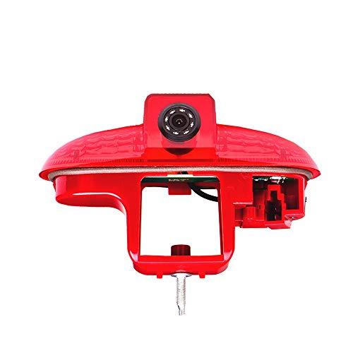 Caméras de recul Troisième feu Stop en Remplacement de la Lampe d'arrêt pour Renault Trafic (2001-2014), Opel Combo (2001-2011),Vauxhall Vivaro (2001-2014) Nissan Primastar FIAT Talento