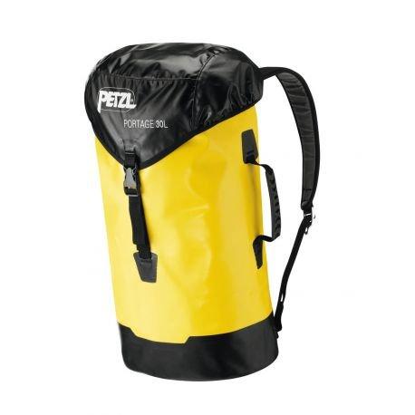 petzl-s43y-030-portage-durable-bag-30-l-giallo-nero