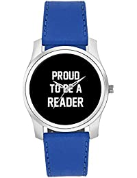 BigOwl Proud To Be A Reader Best Gift For READER Fashion Watches For Girls - Awesome Gift For Daughter/Sister/...