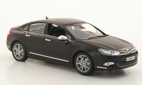 Preisvergleich Produktbild Citroen C5, mattschwarz, 2011, Modellauto, Fertigmodell, Norev 1:43