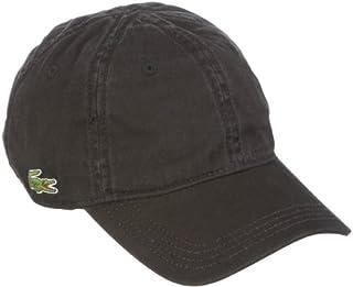 Lacoste RK9811 Baseball Cap, Black (Noir), One (Size: TU) (B0050OMSKQ) | Amazon Products