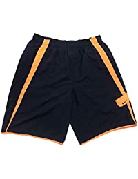 cd733199df Nike Men's Core Cargo Swim Shorts (2XLT, Blue)