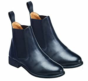 Harry Hall Clifton Jodhpur Boot - Black, 3.5 Uk
