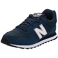حذاء نيو بالانس 500 للنساء, (Blue (NATURAL INDIGO )), 37 EU