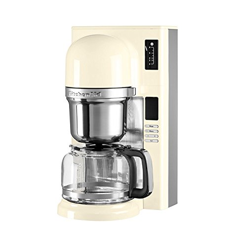 Kitchenaid 5KCM0802EAC Filterkaffeemaschine, creme
