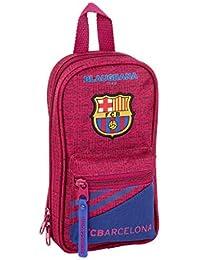 FC Barcelona Corporativa Oficial Neceser Con 4 Estuches 120x50x230mm