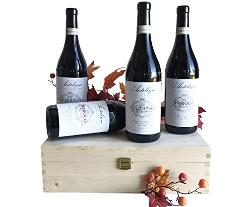 Barolo e Barbaresco Antologia della Cantina Terre del Barolo - Regalo Vino Pregiato - Cod 297